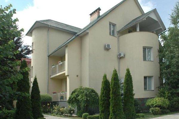 Мини-Отель Кишинев - фото 23