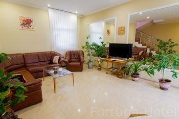 Отель Фортуна - фото 10