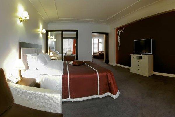 Отель Вилла Росса - фото 1