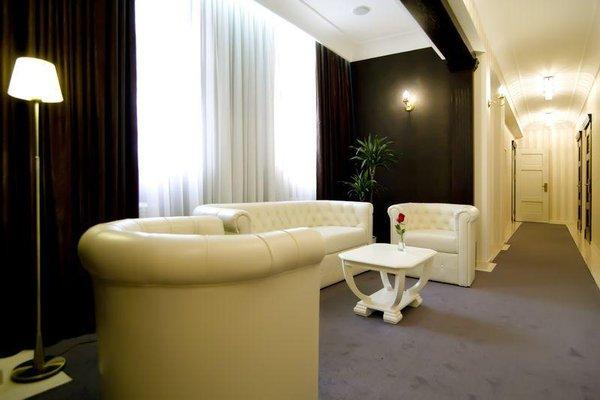 Отель Вилла Росса - фото 12