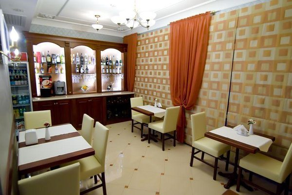 Отель Вилла Росса - фото 17