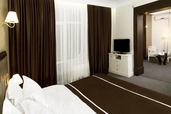 Отель Вилла Росса - фото 2