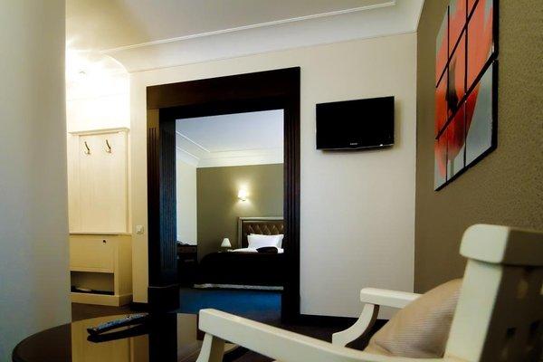 Отель Вилла Росса - фото 3