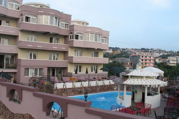 Accommodation Royal Azur - фото 23