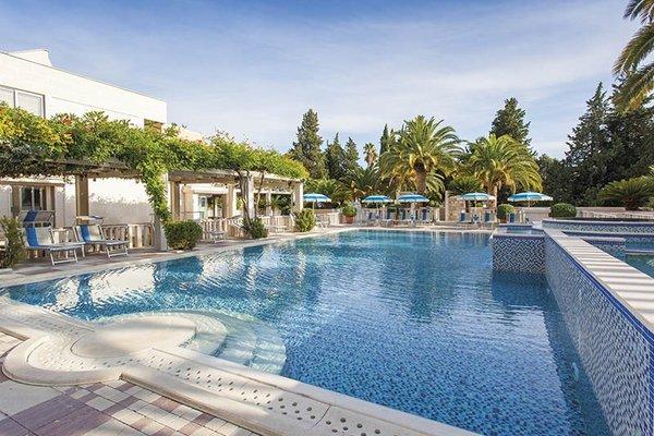 Отель Mediteran Conference&SPA resort and Aqua park - фото 21