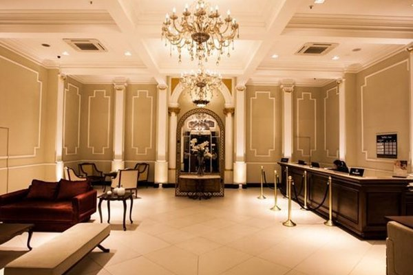 Grande Hotel Petropolis - фото 5