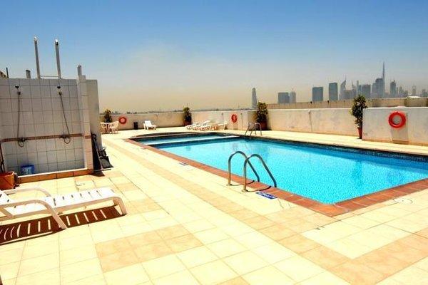 Richmond Hotel Apartments - фото 19