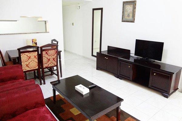 Richmond Hotel Apartments - фото 4