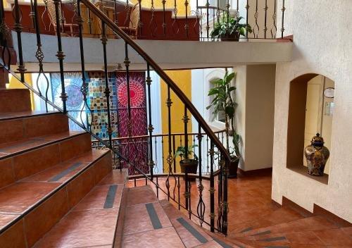 Hotel Casona de los Vitrales - фото 10