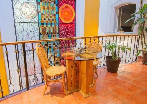 Hotel Casona de los Vitrales - фото 12