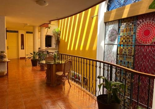 Hotel Casona de los Vitrales - фото 16