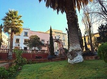 Hotel Casona de los Vitrales - фото 18