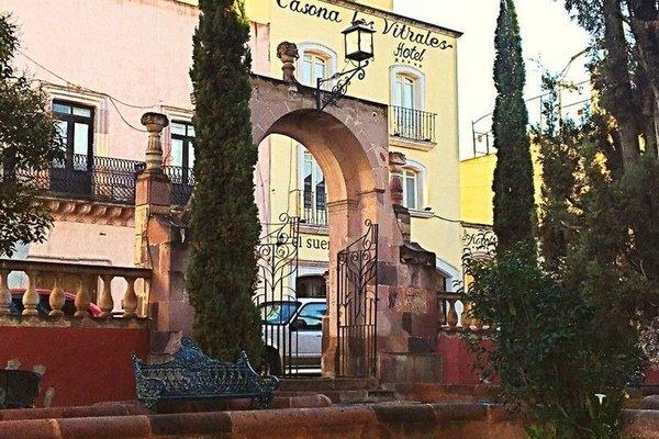 Hotel Casona de los Vitrales - фото 19