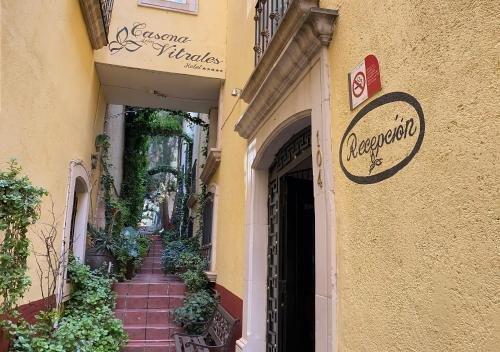 Hotel Casona de los Vitrales - фото 20