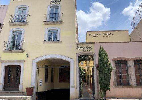 Hotel Casona de los Vitrales - фото 21