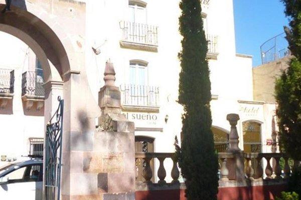 Hotel Casona de los Vitrales - фото 22