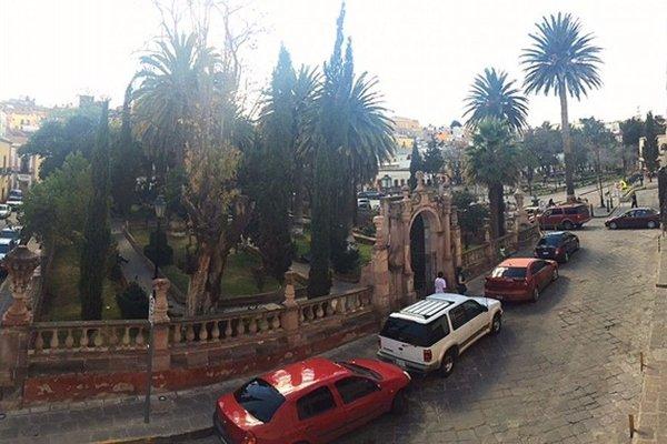 Hotel Casona de los Vitrales - фото 23