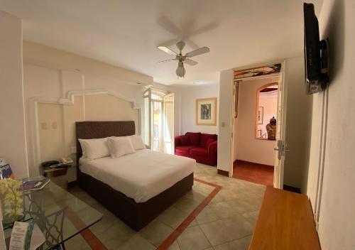 Hotel Casona de los Vitrales - фото 5