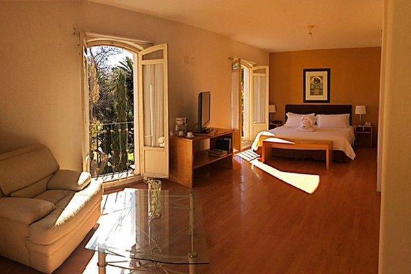 Hotel Casona de los Vitrales - фото 6