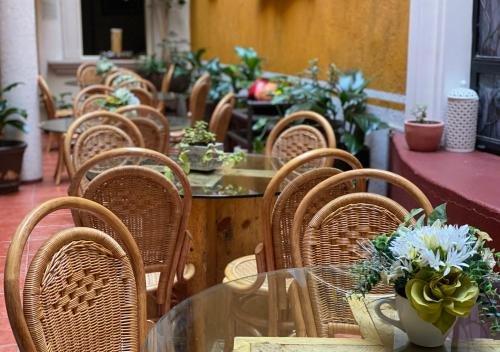 Hotel Casona de los Vitrales - фото 9