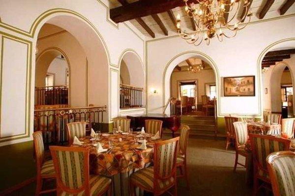 Hotel Meson de Jobito - фото 11
