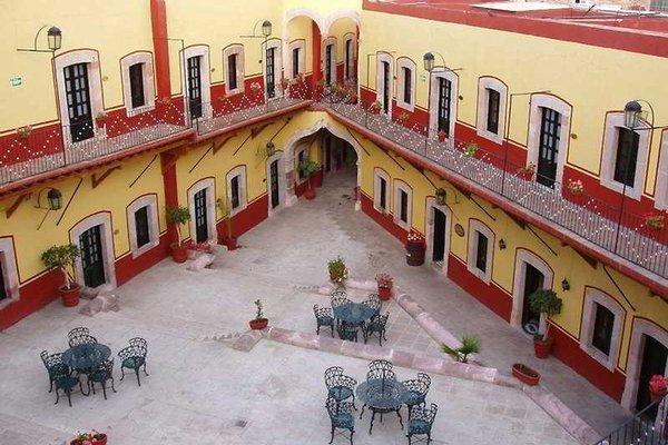 Hotel Meson de Jobito - фото 16