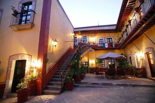 Hotel Meson de Jobito - фото 17