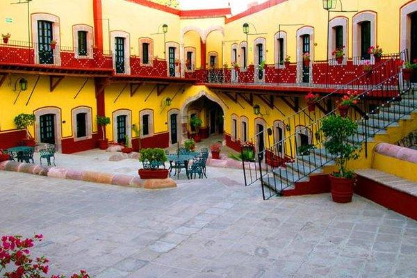 Hotel Meson de Jobito - фото 20