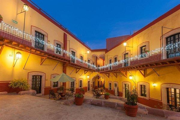Hotel Meson de Jobito - фото 21