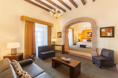 Hotel Meson de Jobito - фото 4