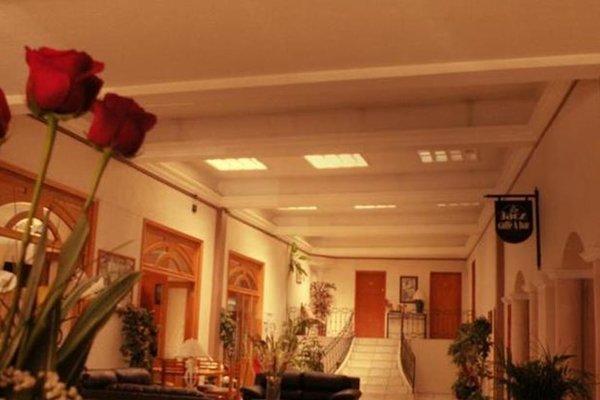 Гостиница «Condesa», Сакатекас