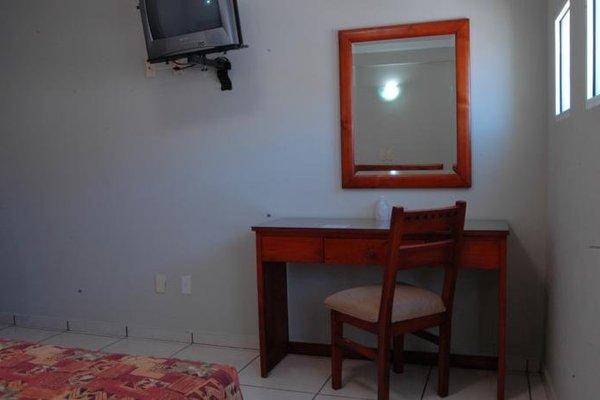 Hotel Maria Conchita de Zacatecas - фото 11