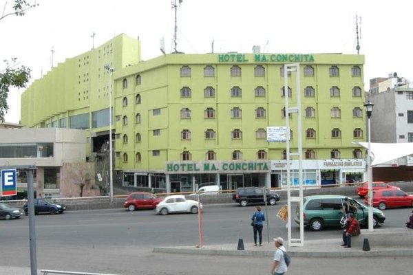 Hotel Maria Conchita de Zacatecas - фото 23