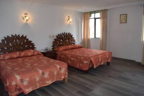 Hotel Maria Conchita de Zacatecas - фото 3