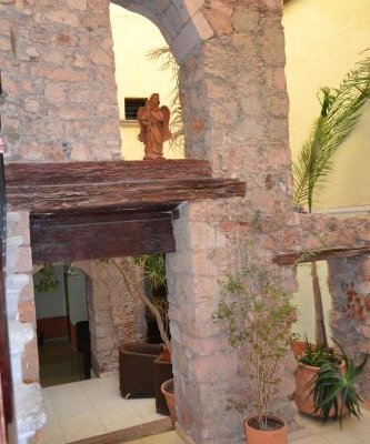 Hotel Casa Santa Lucia - фото 13