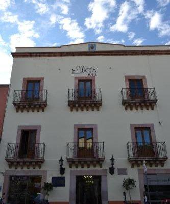 Hotel Casa Santa Lucia - фото 19
