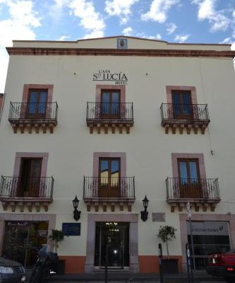 Hotel Casa Santa Lucia - фото 20