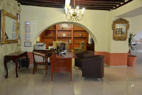 Hotel Casa Santa Lucia - фото 9