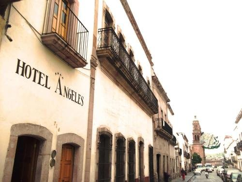 Hotel Angeles - фото 21