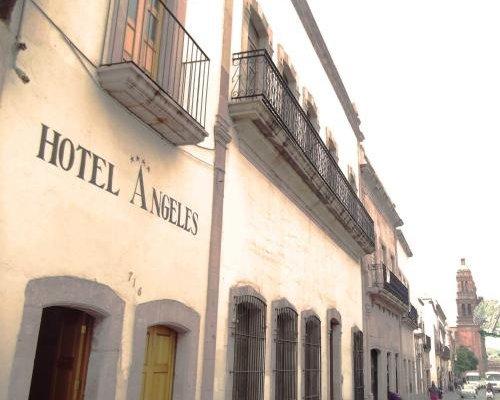Hotel Angeles - фото 22