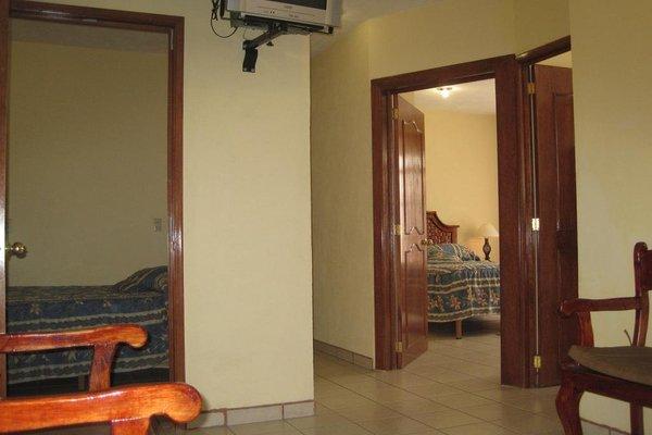 Hotel Casa Cortes - фото 11