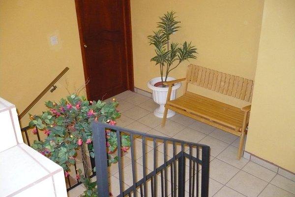 Hotel Casa Cortes - фото 12