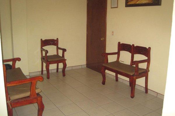 Hotel Casa Cortes - фото 13