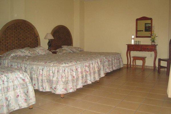 Hotel Casa Cortes - фото 9