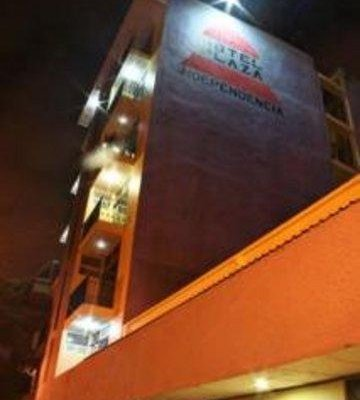 Hotel Plaza Independencia - фото 19