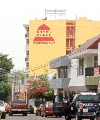 Hotel Plaza Independencia - фото 23