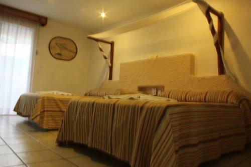 Hotel Palapa Palace - фото 2