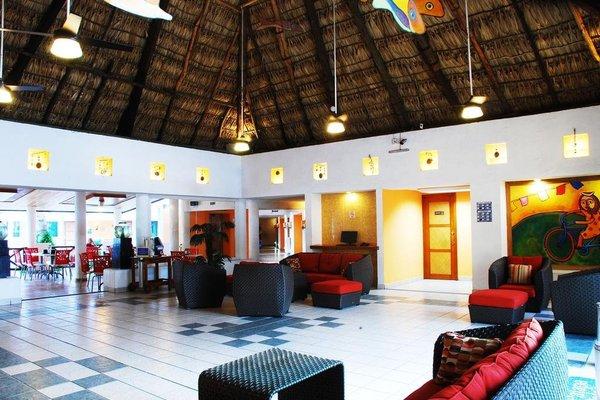 Hotel Palapa Palace - фото 8