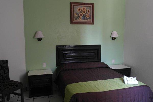Hotel El Roble - фото 11