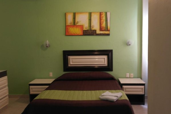 Hotel El Roble - фото 12